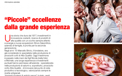 """MarkUp, Meat Summit: """"Piccole eccellenze, dalla grande esperienza"""""""