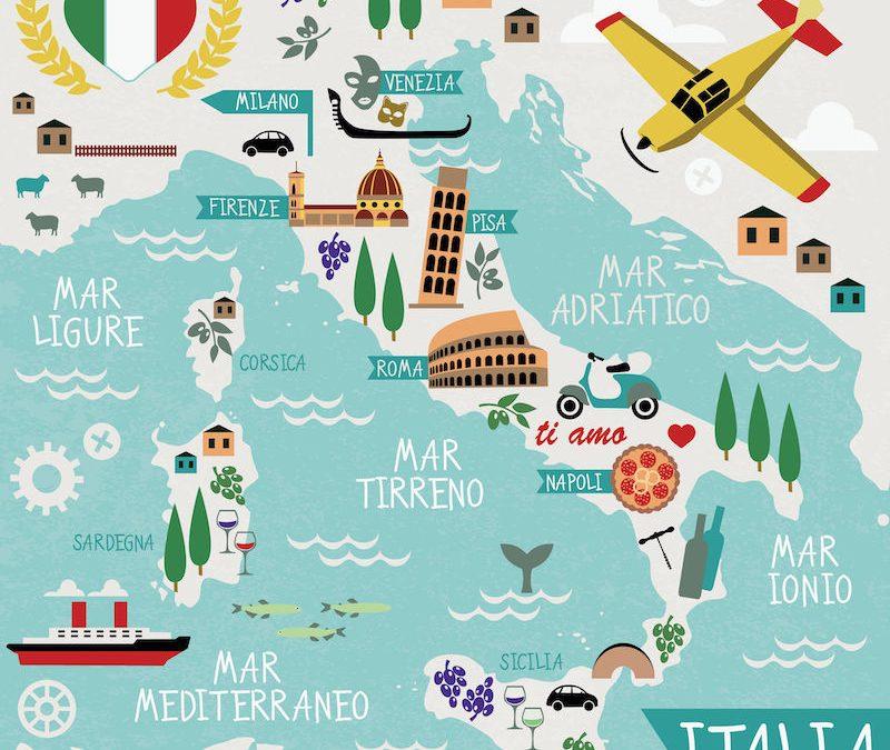 ricette regionali italia